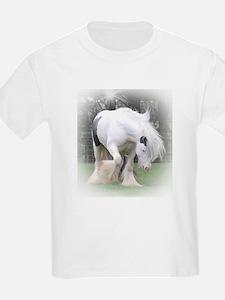 All White Stallion T-Shirt
