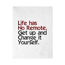 Life Has No Remote Twin Duvet