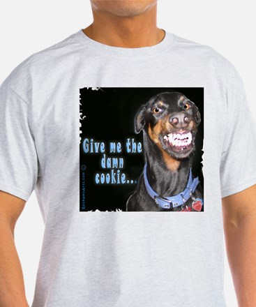 doberman smiles T-Shirt