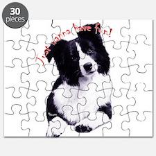 border collie Puzzle