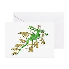 Sea Dragon Greeting Cards (Pk of 10)