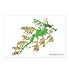 Sea Dragon Postcards (Package of 8)