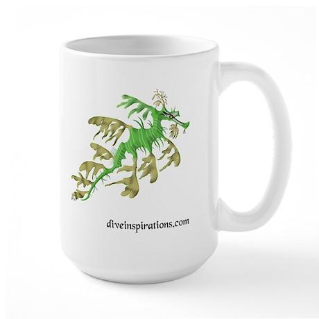 Sea Dragon Large Mug