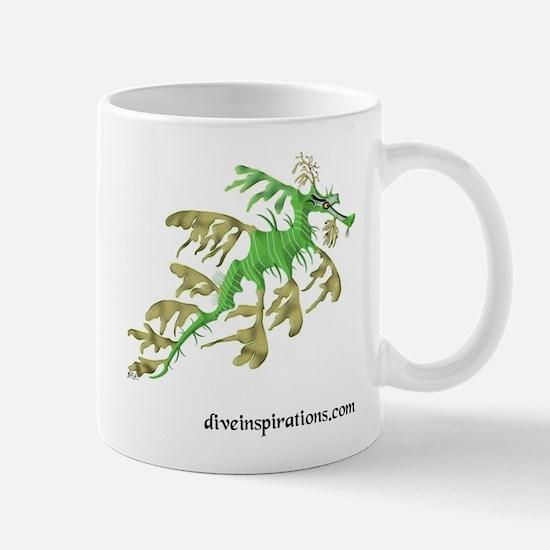 Sea Dragon Mug