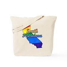 South Pasadena, California. Gay Pride Tote Bag
