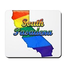 South Pasadena, California. Gay Pride Mousepad
