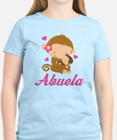Abuela Monkeys Gift T-Shirt