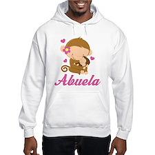 Abuela Monkeys Gift Hoodie