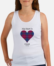 Heart - Grant of Lurg Women's Tank Top