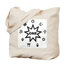 Cute Bahai Tote Bag