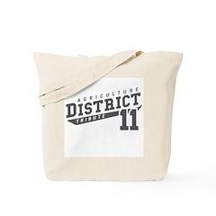 District 11 Design 3 Tote Bag