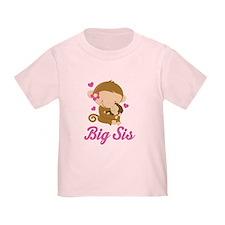 Big Sis Monkey T