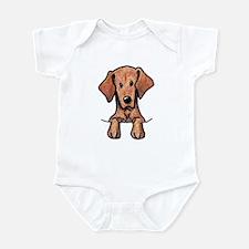 Pocket Vizsla Infant Bodysuit