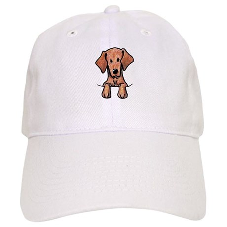 Pocket Vizsla Cap