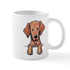 Pocket Vizsla Small Mug