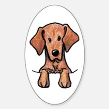 Pocket Vizsla Decal