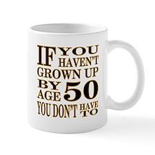 Age 50 Mug