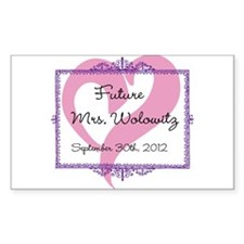 Future Mrs Decal