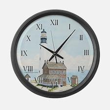 Spirit of Cape Henlopen Large Wall Clock