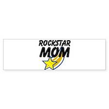 Rockstar Mom Bumper Sticker
