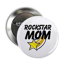 "Rockstar Mom 2.25"" Button"