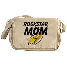 Rockstar Mom Messenger Bag
