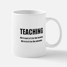 Teacher Outcome Mug