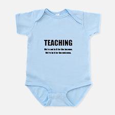 Teacher Outcome Infant Bodysuit