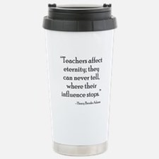 Teacher Eternity Travel Mug