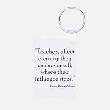 Teacher Eternity Keychains