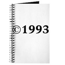 1993 Journal