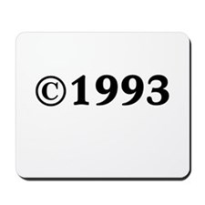 1993 Mousepad