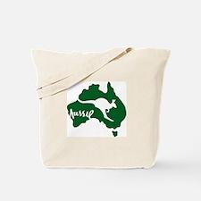 Funny Australia Tote Bag