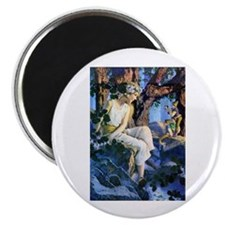 """Princess and the Gnomes 2.25"""" Magnet (10 pack)"""