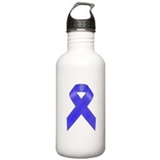 Awareness Ribbon Water Bottle