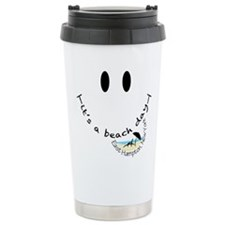 East Hampton, New York Travel Mug