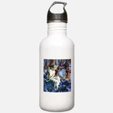 Princess and the Gnomes Water Bottle