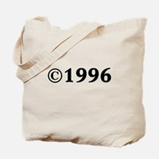 1996 Tote Bag