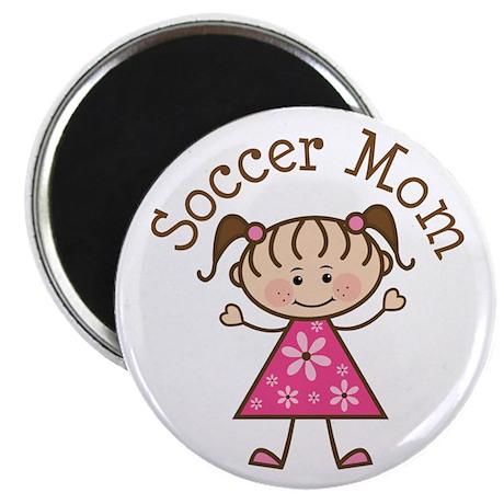 Soccer Mom Gift Magnet