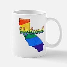 Upland, California. Gay Pride Mug