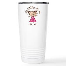 Quilting Mom Gift Travel Mug