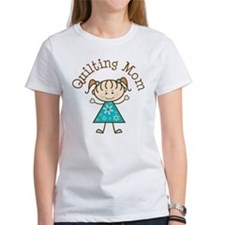 Quilting Mom Gift Tee