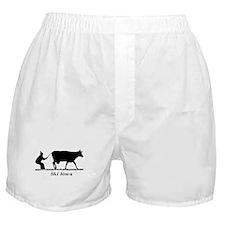 Ski Iowa Boxer Shorts