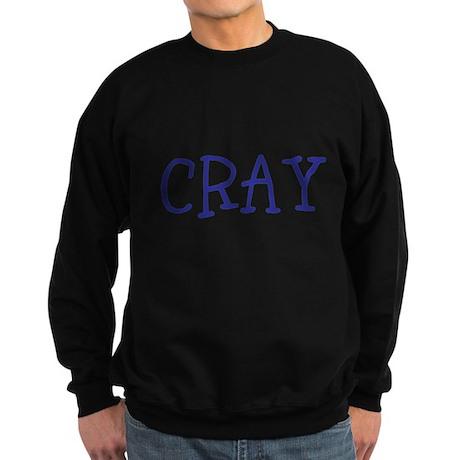 Cray Sweatshirt (dark)