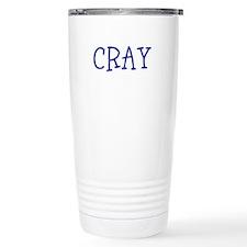 Cray Travel Mug