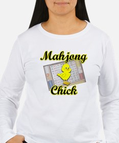 Mahjong Chick #2 T-Shirt