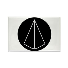 Deca - The First 10 Rectangle Magnet (10 pack)