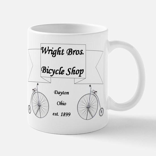 Wright Bros. Cycle Shoppe Mug