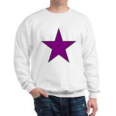 The Purple Star Sweatshirt