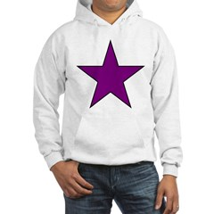 The Purple Star Hoodie